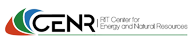 RIT Center for Energy and Natural Resources logo