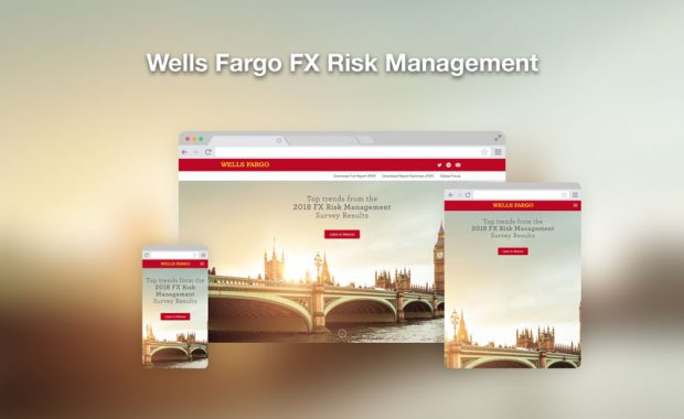 Wells Fargo Fx Risk Management responsive design