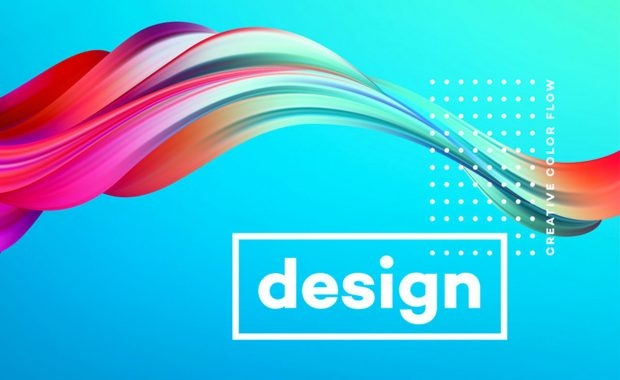 Design creative color flow