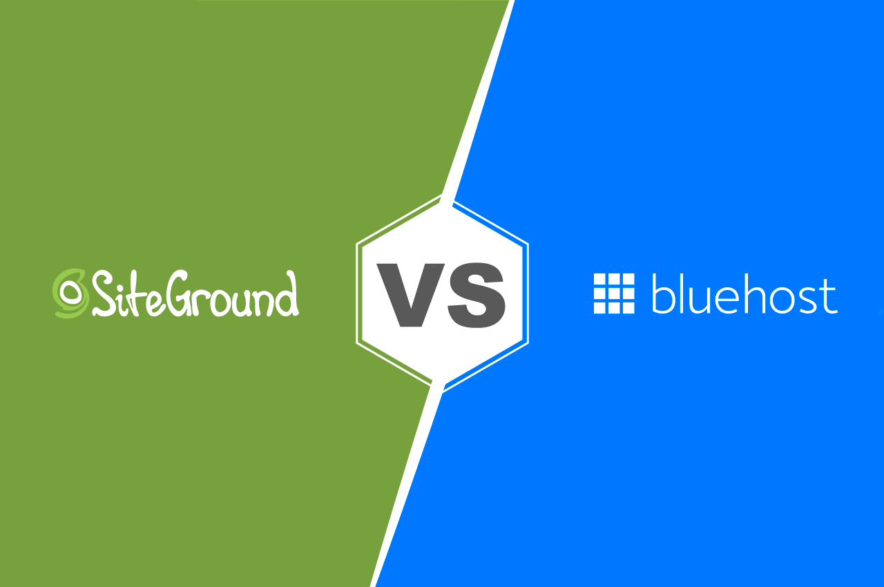 SiteGround vs Bluehost, both recommended by WordPress, but which is better?