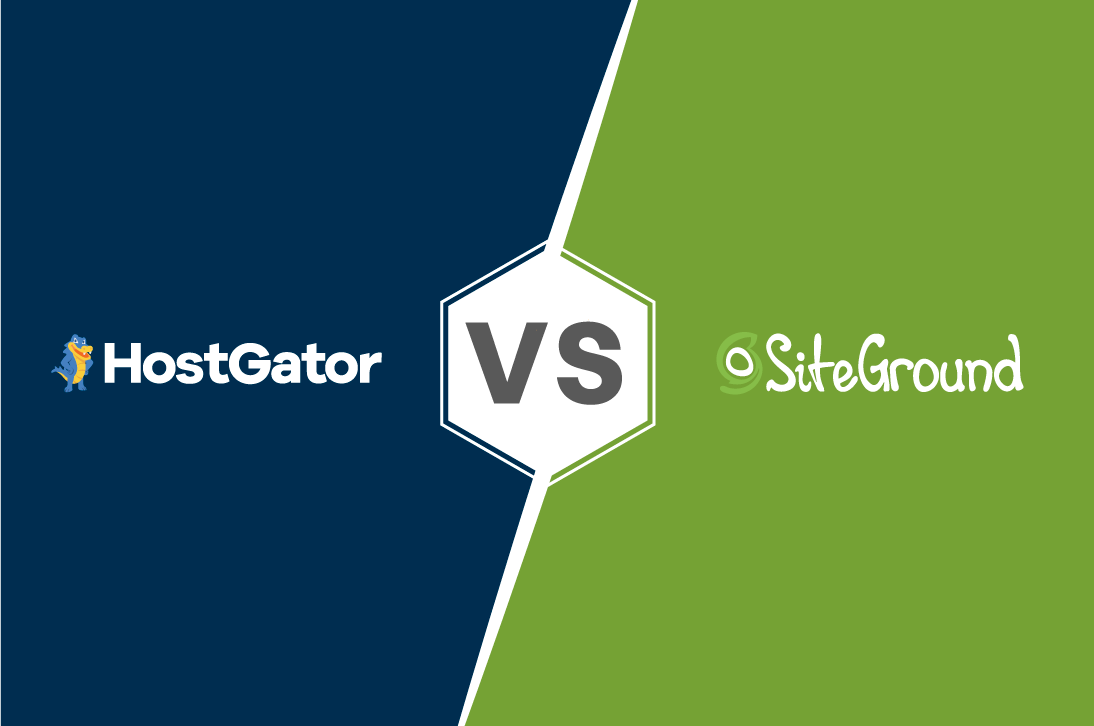 HostGator vs SiteGround, WordPress Hosting Review